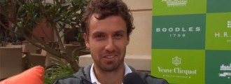 James Bond Trivia with John Isner and Ernests Gulbis