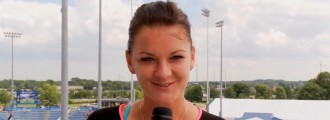 Agnieszka Radwanska's Not a Bieber Fan. Watch What She Has to Say About the Biebs!