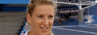 Victoria Azarenka Talks About Her Favorite Things in Australia and Paris