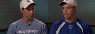 The Bryan Brothers Talk About Getting Psyched for Australia