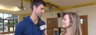 Australian Open Winner Novak Djokovic Gets into the Acting Game