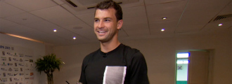 Is Grigor Dimitrov Joining a Boy Band? Watch Dimitrov Get His Groove On to the Backstreet Boys.