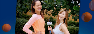 Learn How to Strike a Pose Like Ana Ivanovic
