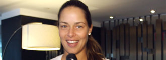 Ana Ivanovic Fans Take the Fan Challenge… Ajde!