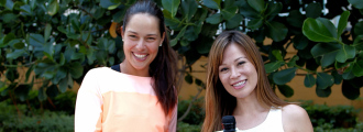 Ana Ivanovic Dances Along with Her Music Video