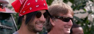 Grigor Dimitrov Goes Undercover as a Tennis Fan