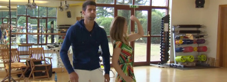 Outside the Ball Web Show 2 – Hosted by Mayleen Ramey, Featuring Dimitrov & Djokovic