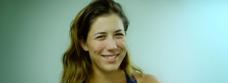 Garbine Muguruza Fans Take the Fan Challenge-Vamos Garbine!