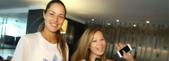 Ana Ivanovic Gets a Lesson in American Slang