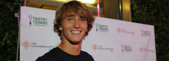 Alexander Zverev Gives His Favorite Meme SASCHA APPROVAL!