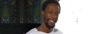 Gael Monfils Gives Us the Dish On French Cuisine