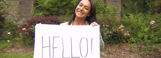 Ana Ivanovic and Heather Watson Have a Special Message for Fans