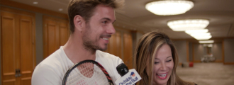 Going Behind the Photo with Emoji Enthusiast, Stan Wawrinka