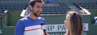 Marin Cilic Proves Even Tennis Pros Indulge in a Cheat Day