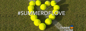 It's the Summer of Love! Support Your Favorite Tennis Charities