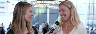 Angelique Kerber & Casper Ruud Get in the EZONE at Yonex Launch for US Open