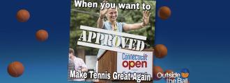 Petra Kvitova Gives Her Favorite Meme PETRA APPROVAL!