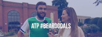 Kokkinakis, Simon & Paire Give Us Tennis #BeardGoals