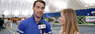 Fabio Fognini Opens Up About His Son
