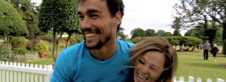 The Faces of Futbol with Fabio Fognini & Robin Haase
