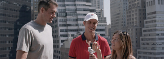 John Isner & Sam Querrey Test Their Knowledge of Exotic Fruits