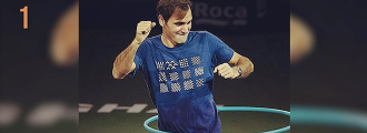 Top 10s (Tennis) Photos of the Week: October 15th, 2018