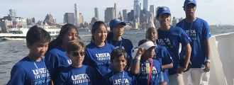 #ThankfulThursday Tennis Charity of the Month: the USTA Foundation's NJTL Program