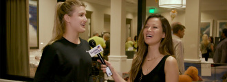 Genie Bouchard's Bleepin' New Years Resolution