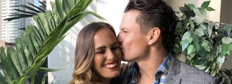 Monica Puig & Her Boyfriend Are Pitch Perfect