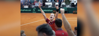 Top 10s (Tennis) Photos of the Week: February 11, 2019