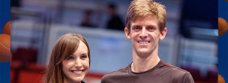 Kevin Anderson's Key To a Successful Marriage