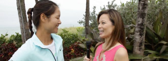 Class In Session With Li Na