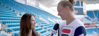 One Wedding and a Drake Song with Kiki Bertens