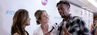Elina Svitolina & Gael Monfils Are Back