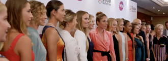 Tennis Stars Heat Up the Dubai Duty Free WTA Summer Party