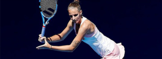 The Maori Inspired Tattoos of WTA Finals Competitor Karolina Pliskova