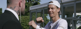 Behind the Bond with Tomas Berdych