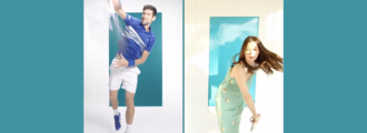 Serve & Celebrate like Novak Djokovic with Lacoste