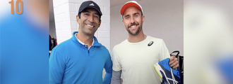 Top 10s (Tennis) Photos of the Week: December 16, 2019